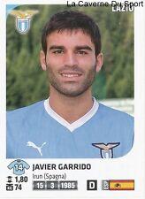JAVIER GARRIDO # ESPANA LAZIO RARE UPDATE STICKER CALCIATORI 2012 PANINI