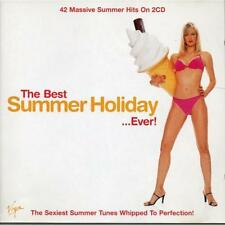 The Best Summer Holiday...Ever! - 2 CD's - 42 Great Tracks - 2000 Virgin Records
