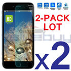 2-PACK Premium Real Tempered Glass Film Screen Protector for iPhone 6 / 6 Plus