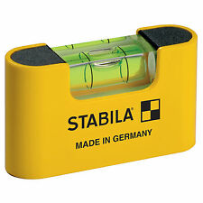Stabila 11990 Pocket Basic Mini-Format Magnetic Spirit Level