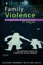 Family Violence: A Canadian Introduction: Second Edition-ExLibrary