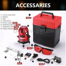 Professional Automatic Laser Level Measure XD 5 Line 6 Point 4V1H 360°rotation