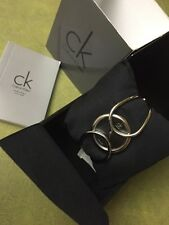 CK Calvin Klein INCLINED Womens Watch K4C2M116 Steel Bracelet Size Medium