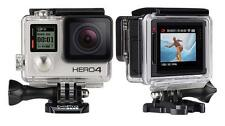 New GoPro HD Hero4 Silver Edition Latest Video Camera