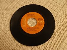 NORRO WILSON AIN'T IT GOOD TO FEEL THIS WAY/IT'S ALL IN THE GAME RCA 62 M-