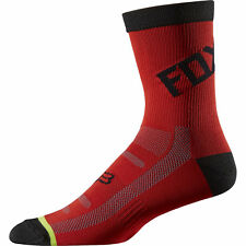 "Fox Racing Dh Sock 6"" Red"