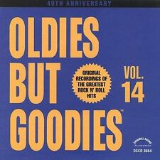 Oldies But Goodies Vol 14 CD 17TRACKS w/Bill Haley, Chiffons, McCoys, Dionne W +