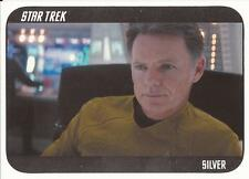 Star Trek Movie 2009 - No. 36 Silver Parallel Card #199/200