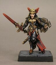 Monique Vampire Reaper Miniatures Dark Heaven Legends Anti Paladin Fighter Melee