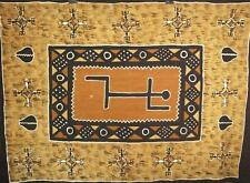 African mud cloth bogolan mudcloth bogolanfini new Extra Large textile x13