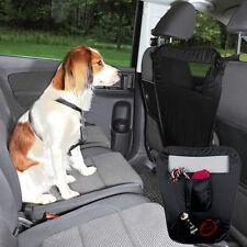 Separación de coche evita que los perros escalada en Asiento Delantero Bolsillo Grande Ahorro De Espacio