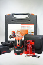 Leica Lino L2P5 Auto Leveling Combination Line and Dot Laser EXCELLENT