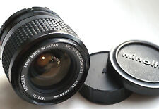 MINOLTA MC W.Rokkor-SI 28mm f2.5 WORLD SHIP JAPAN for MIRRORLESS EXCELLENT-