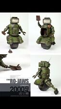 Threea Ro-Jaws 2000AD 1:6 1/6 ABC Warriors Dredd Tharg Mongrol Ashley Wood