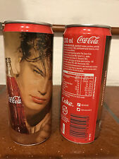 "Coca Cola Serie ""Taste The Felling"" 330 ml Lattina come inserzione:leggi"
