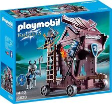 Playmobil 6628 Eagle Knights Attack Tower Toy
