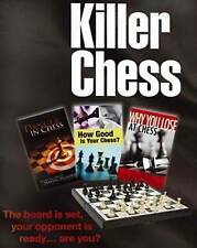 Killer Chess:Danger in Chess,How to Avoid Making Blunders WITH How Good is...NEW