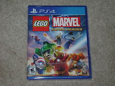 LEGO MARVEL SUPER HEROES...PS4...***SEALED***BRAND NEW***!!!!!