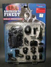 21st Century 1/6 ULTIMATE SOLDIER AMERICA'S FINEST SWAT URBAN CAMO SET