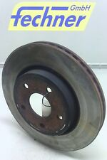 Bremsscheibe VR Jeep Grand Cherokee III 2007 CRD Brake Disc front axle 328x30mm