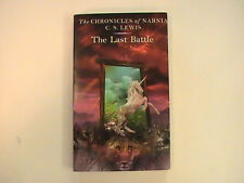 2002 The Chronicles of Narnia C.S. Lewis The Last Battle Very Fine +