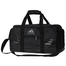 adidas 2016 3Stripes Performance Small Team Bag Shoulder Tote Gym Black AK0023
