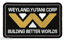 Weyland Yutani Building worlds Alien Perfect for hat Hat cosplay Patch