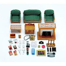 Calico Critters Deluxe Living Room Furniture
