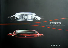 Panerai Ferrari Watch Catalog 2007