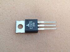 1 pc. 2SC1970  Mitsubishi Transistor  TO220  NOS