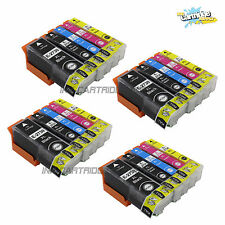 20- New ink Cartridges T273XL 273XL for Epson Expression XP610 XP810 XP820