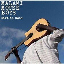 MALAWI MOUSE BOYS - DIRT IS GOOD  CD - WORLD MUSIC - 15 TRACKS - NEU