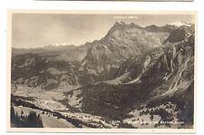 blick auf gsteig und berner alpen