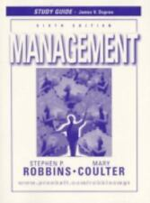 Management by Mary Coulter and Stephen P. Robbins (1998, Paperback, Student...