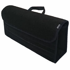 SCHMIDT HIGH QUALITY CARPET BOOT STORAGE BAG ORGANIZER TOOLS CAR CARE PROTECTION