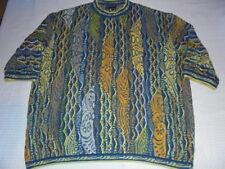 Authentic Australia COOGI Cotton Sweater Cosby Notorious B.I.G. Style 4XL XXXXL