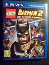 Batman 2 DC Lego Super Heroes PS Vita Aventura PAL España Playable in english