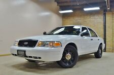 Ford : Crown Victoria P71 POLICE