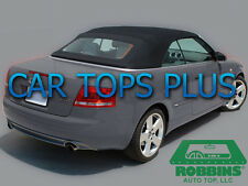 "2003-09 Audi A4,S4,RS4 Convertible Top with Heated Glass Window ""Robbins Brand"""