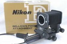 mint Nikon PB-6 Bellows Focusing Attachment w/AR-7 *P95221