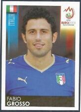 PANINI EURO 2008- #291-ITALIA-ITALY-FABIO GROSSO