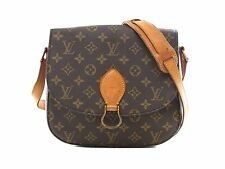 Authentic Louis Vuitton Saint-Cloud GM shoulder bag M51242