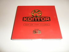 Cd   Kontor Top of the Clubs Vol.53