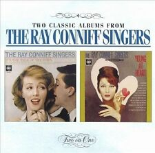 It's the Talk of the Town/Young at Heart by Ray Conniff (CD, Jan-1999, Sony...