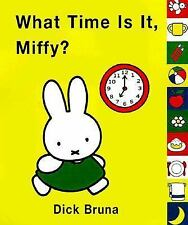 What Time is It, Miffy?