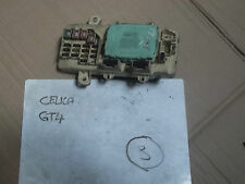 Toyota celica gt4 st205 import fusebox fuse box