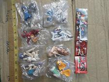 Bandai HG EVA Evangelion best Rei Asuka figure gashapon x8