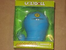 UGLYDOLL Action Figure UGLYWORM Blue SERIES 2 David Horvath