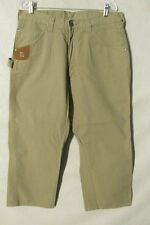 F1740 Riggs Workwear Olive Green Carpenter High Grade Pants Men's 35x26