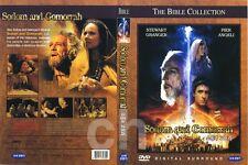 Sodom and Gomorrah (1962) - Robert Aldrich, Stewart Granger   DVD NEW